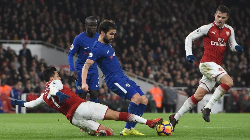 b56ff0786 Arsenal - Chelsea wynik 2:2. Wielkie emocje w derbach Londynu - Sport