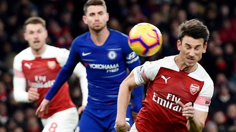 fe23370a0 Arsenal - Chelsea WYNIK Hitowe derby Londynu dla Kanonierów - Sport