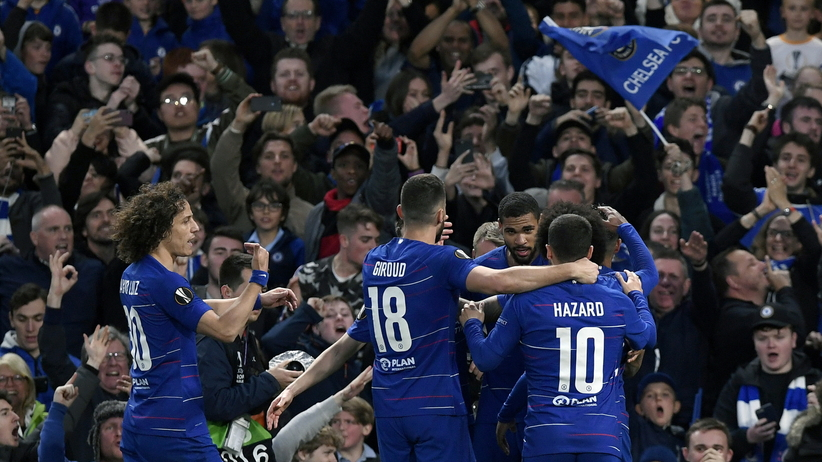 cb39ebd1b Chelsea pokonała Eintracht w rzutach karnych i zagra w finale Ligi ...