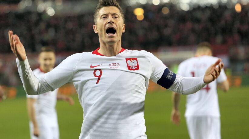 bb6e213bb El. Euro 2020: Przełamanie Lewandowskiego, Polska pokonała Łotwę - Sport