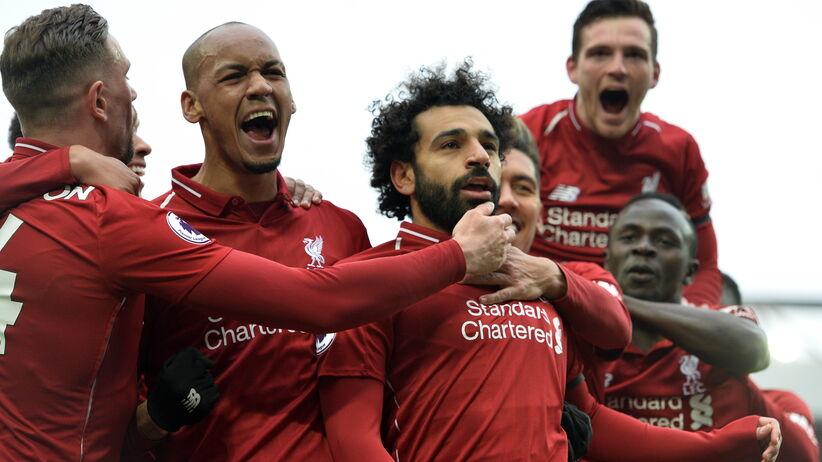 f2efb7b98 Liverpool - Chelsea WYNIK Piękny gol Salah WIDEO - Sport