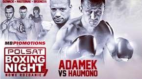PBN 7: Adamek - Haumono. Kiedy? O której godzinie walka?